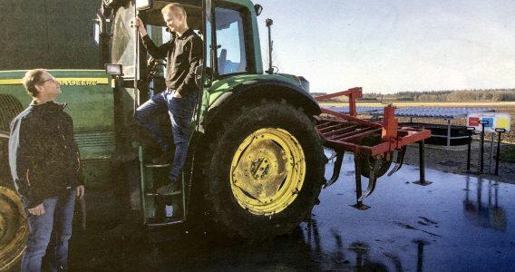 Boeren Drentsche Aa zijn blij met steun bij het verminderen van de erfemissie